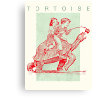 Tortoise (limited edition art) Canvas Print