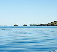 Photo of Islands on the Horizon by griffingphoto