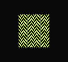 Green Herringbone by BuzzEdition