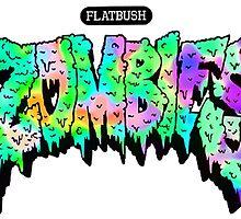 Flatbush Zombies by willowmcgrail