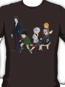 Hunter x Hunter Protagonists T-Shirt