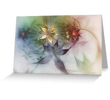 FloralDreams Greeting Card
