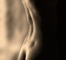 Nude Study 3 by Sandro Rossi
