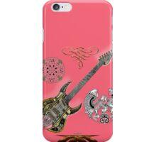 Celtic Warrior Guitar iPhone Case/Skin