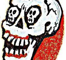 Three sKull in One  by MarchoBi