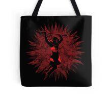Red Viper Tote Bag
