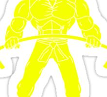 ROSHI'S GYM Sticker