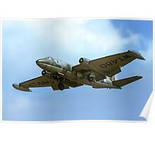 English Electric Canberra T.4 WT480/BC Poster