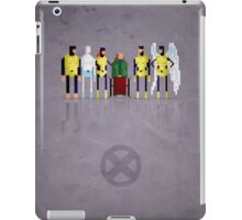 8-Bit Marvels Xmen iPad Case/Skin