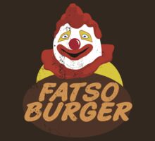 Fatso Burger (That '70s Show) by huckblade