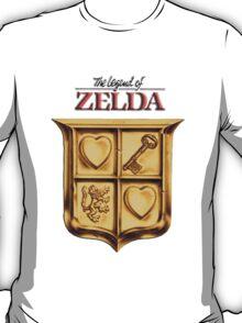Zelda Logo 2 T-Shirt