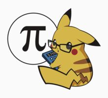 Pi-kachu v2.0(with shadows and glasses with lenses) by Mariotaro Designs