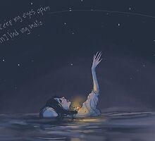 The ninth Wave - Kate Bush by inicka