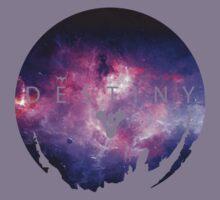 Destiny - Galaxy Logo by AronGilli Kids Clothes
