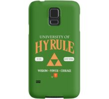 University of Hyrule Samsung Galaxy Case/Skin