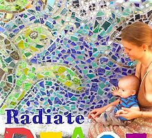 Radiate PEACE - Mother and Son by peacesoftuesday