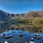 Idwal Sunrise  by Darren Wilkes