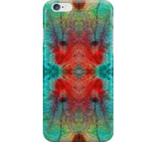 Colorful Patterns - Life Circles - By Sharon Cummings iPhone Case/Skin