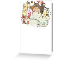 Tot&Poke Greeting Card