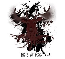 This is My Design - Hannibal Photographic Print