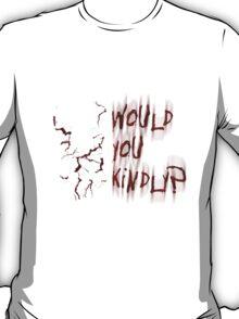Bioshock 'Would You Kindly?' tee T-Shirt