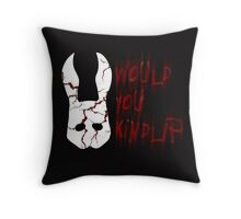 Bioshock 'Would You Kindly?' tee Throw Pillow