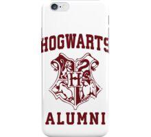 Hogwarts Alumni iPhone Case/Skin