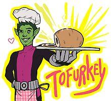 TOFURKEY! by LadyMeggieMan