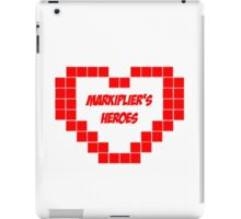 Markiplier's Heroes iPad Case/Skin