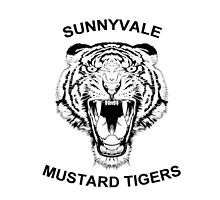 Sunnyvale Mustard Tigers by kthad