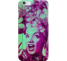 Tropical Miranda iPhone Case/Skin