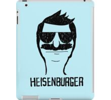 Breaking Bob Heisenburger shirt iPad Case/Skin
