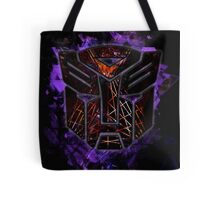 Autobots Abstractness Tote Bag