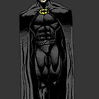 Batman Stance by EJTees