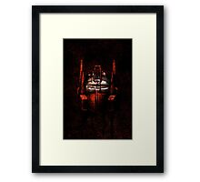 I'm Optimus Prime Framed Print