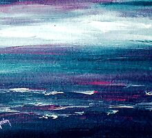Nite Over Maui by WhiteDove Studio kj gordon