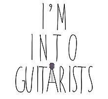 I'm Into Guitarists (w/ guitar) by heyrebekah