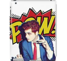 Gerard Way - POW!! iPad Case/Skin