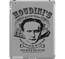 Houdini's Magic Shop iPad Case/Skin