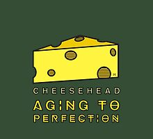 CHEESEHEAD by missmarneyg