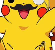 Like a Sir (Pikachu) Sticker