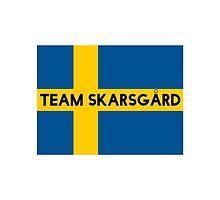 Team Skarsgård by Aly Dematti