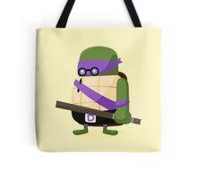 Donatello in Disguise Tote Bag