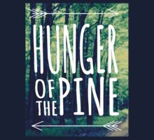 HUNGER OF THE PINE by maceylou
