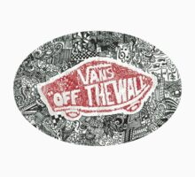 Vans Off the Wall logo by dreamofanewday