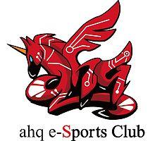 AHQ ESPORTS CLUB LOGO by Ba Loi  Xin