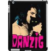 DANZIG Black Cat T-Shirt THE MISFITS iPad Case/Skin