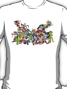 Game Critters T-Shirt