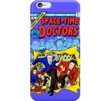 Space-Time Doctors iPhone Case/Skin