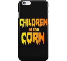 CHILDREN OF THE CORN iPhone Case/Skin
